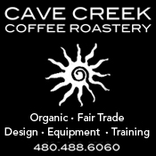Coffee Roaster in Arizona Cave Creek
