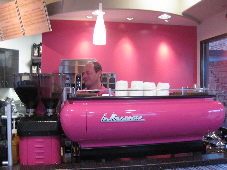 Pink Java Cafe In Uptown Sedona Az Arizona Coffee