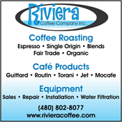 Riviera Coffee Company - Chandler Arizona Coffee