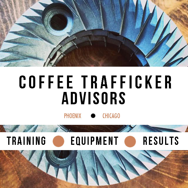 SPECIALTY COFFEE ADVISING BY TOM MAEGDLIN AND PARTNERS