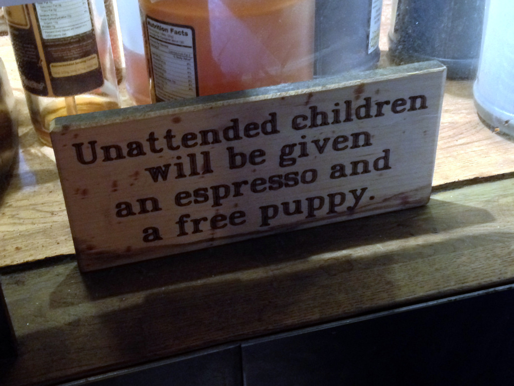 unattended-children