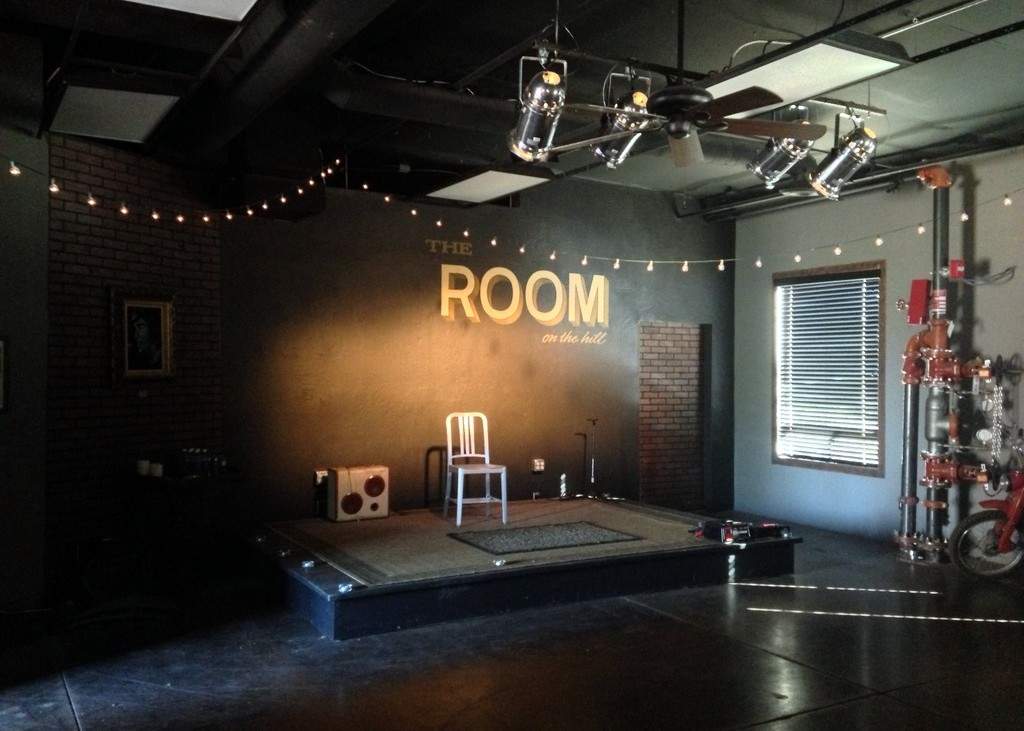 the room on the hill