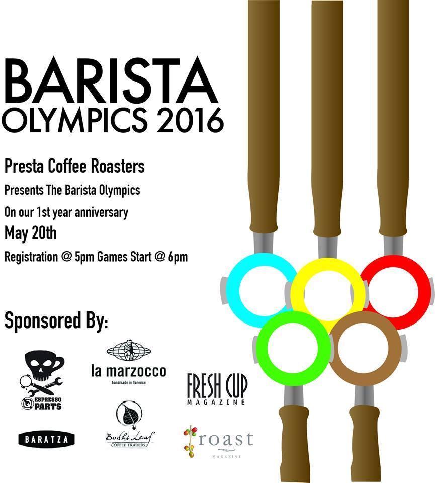 barista olympics