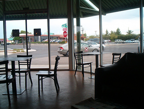 Avenue Coffee in Tucson
