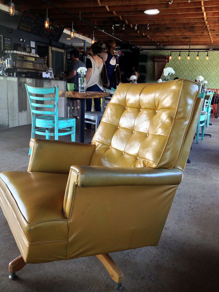 yellow-leather-chair