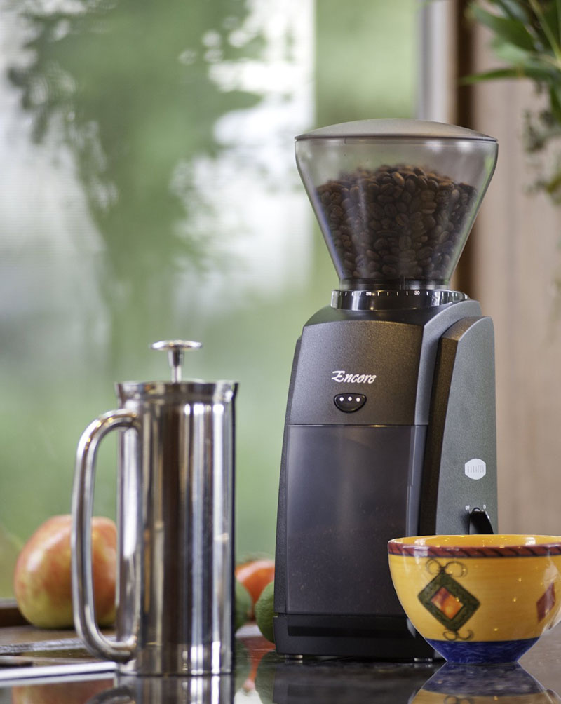 Baratza Encore Conical Burr Coffee Grinder with Bin